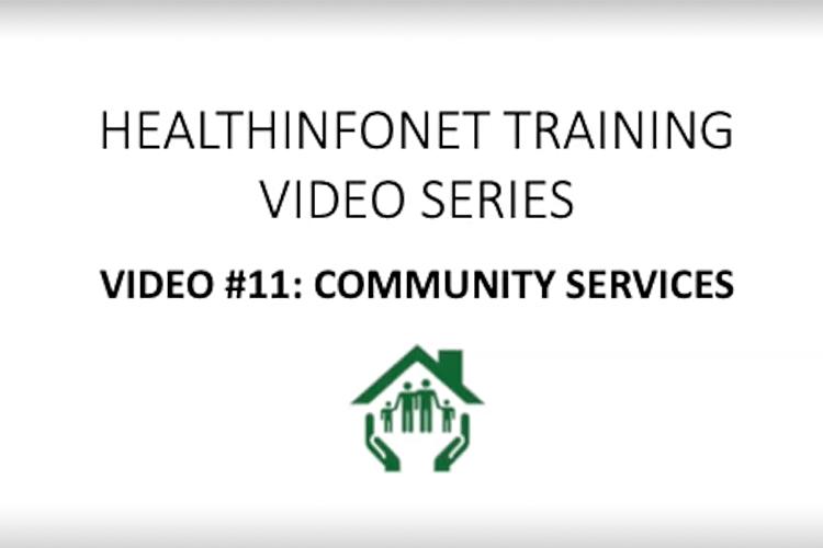 HIN Training Video Series